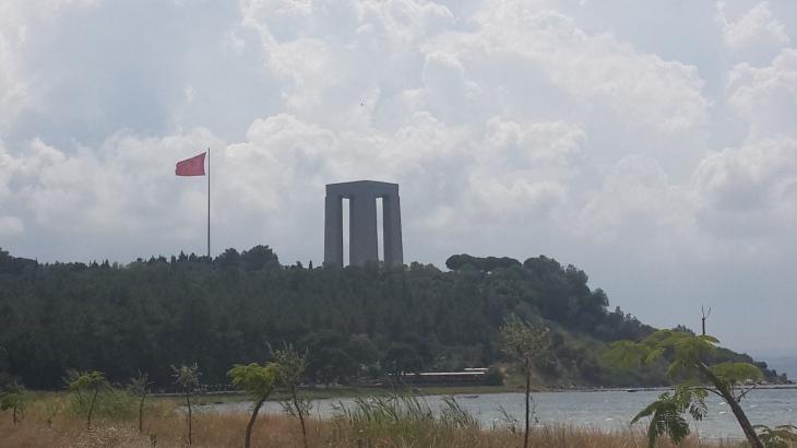 Çanakkale Şehitliği Anıtı