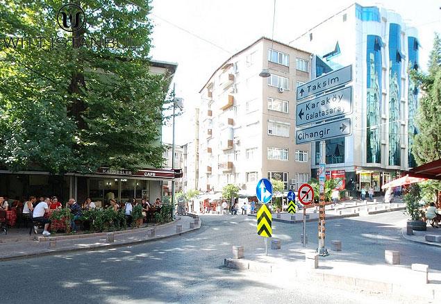 cihangir-square-istanbul