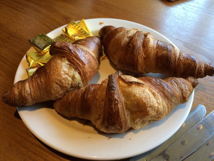 croissant (Kruvasan)