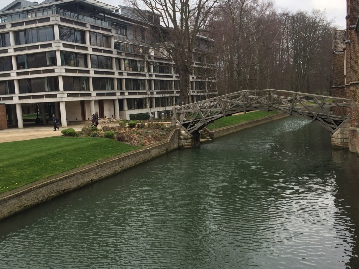 CAMBRİDGE -MATEMATİK KÖPRÜSÜ