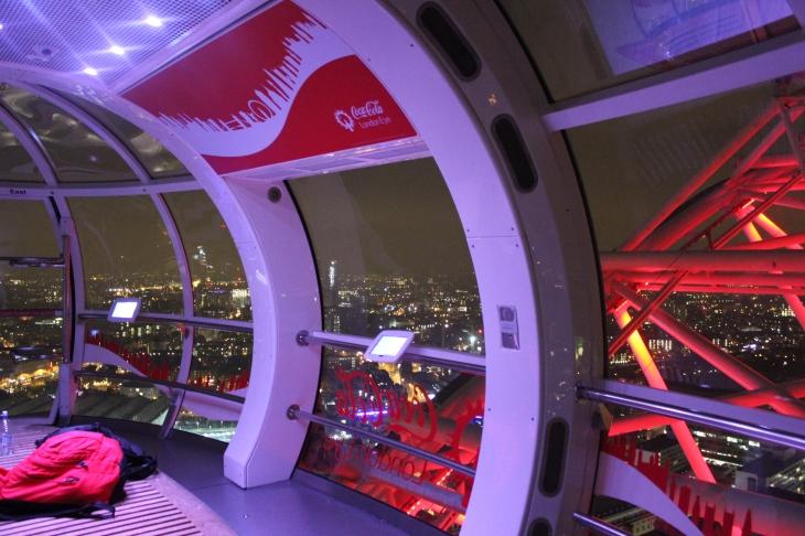 London Eye Kapsül