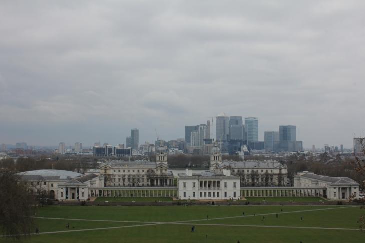Londra görünümü