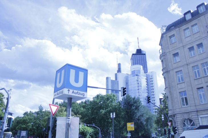 Metro yani Urban ın kısaltması U