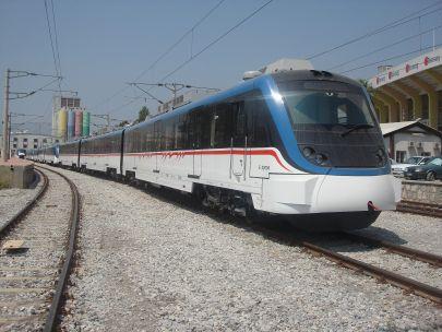 İZBAN_Train