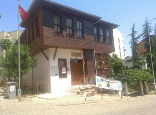 Tekirdağ-Namık-Kemal-Evi