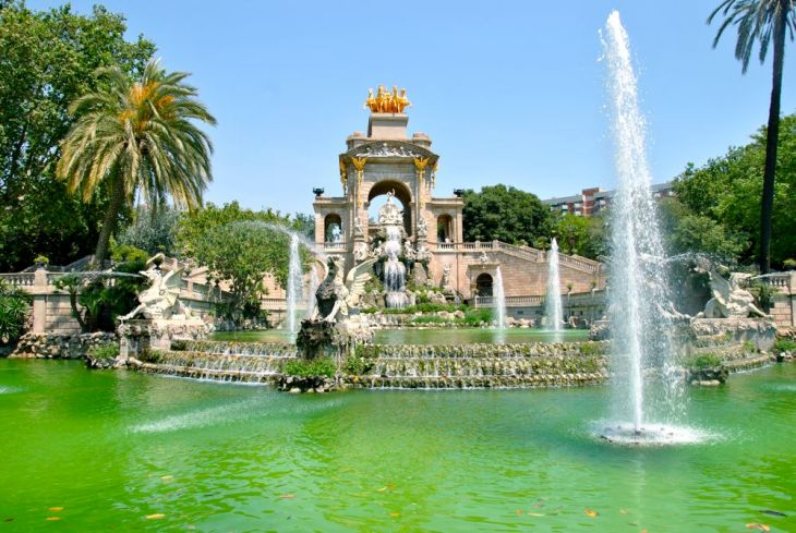parc-de-ciutadella-barcelona